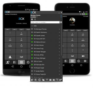 3CX Software Clients