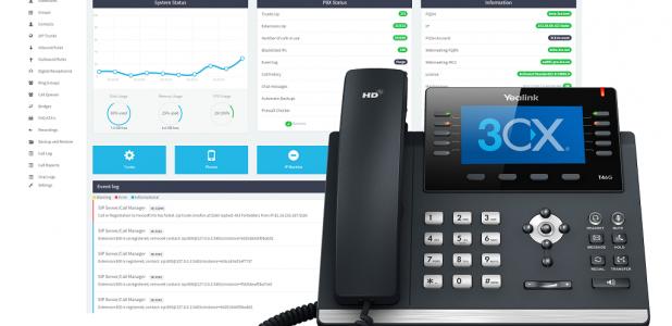 Steigern Sie Produktivität & Kundenservice mit 3CX Pro!