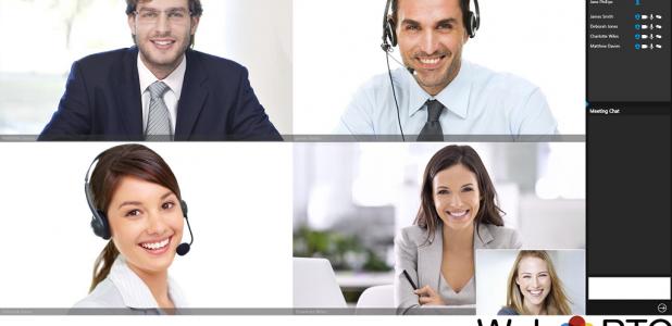 3CX WebMeeting: Online-Meetings und Videokonferenzen leicht gemacht