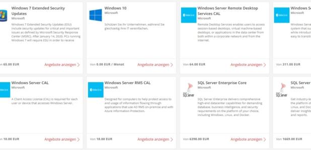 Microsoft Office 365 bei IT-POWER4You buchen